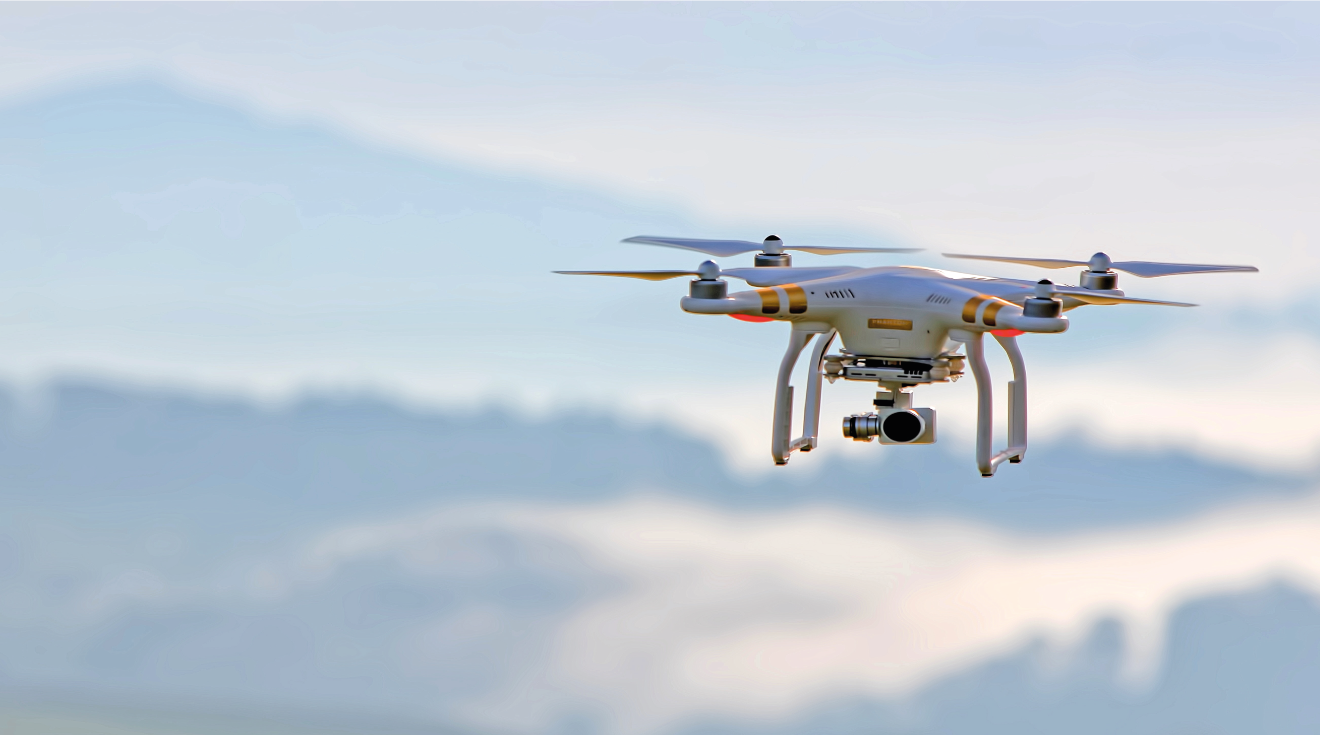 Covid-19: Drones are Assisting in Dealing With the Pandemic - IndustryWired